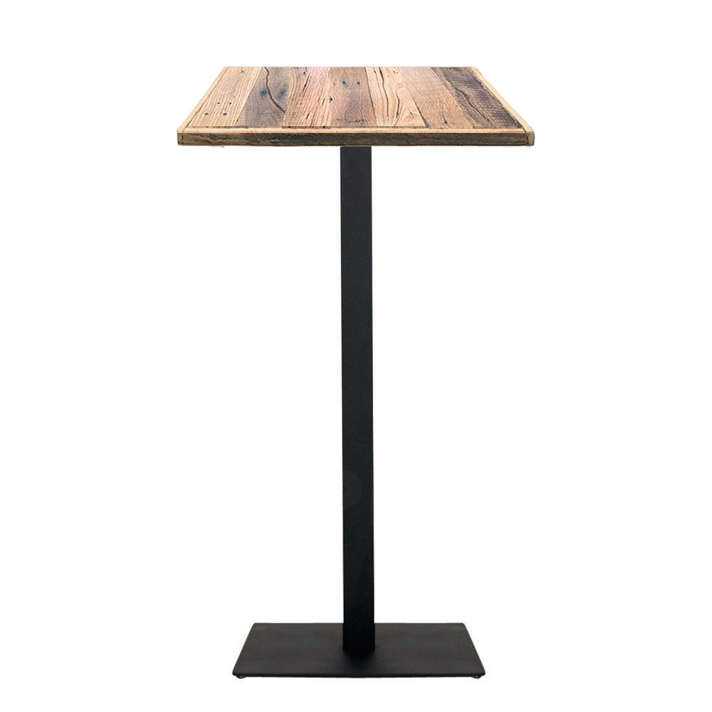 Annick Recycled Timber Bar Table