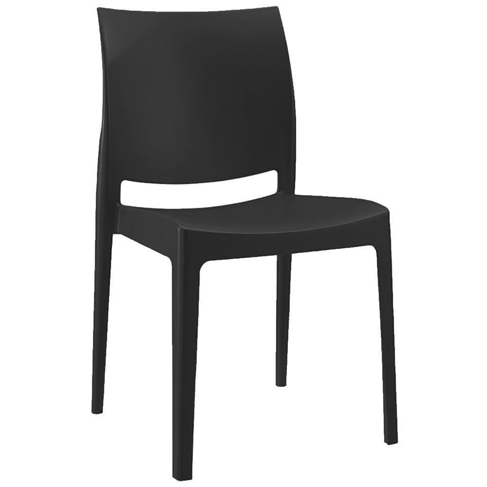 Erika Cafe Chair Stackable  Cafe Chairs  Cafe Furniture  Spaces