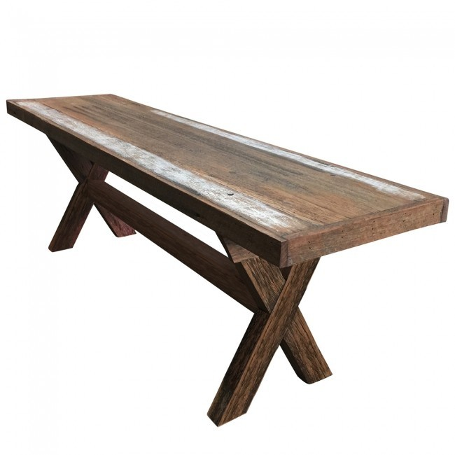 Recycled Timber Bench Seat