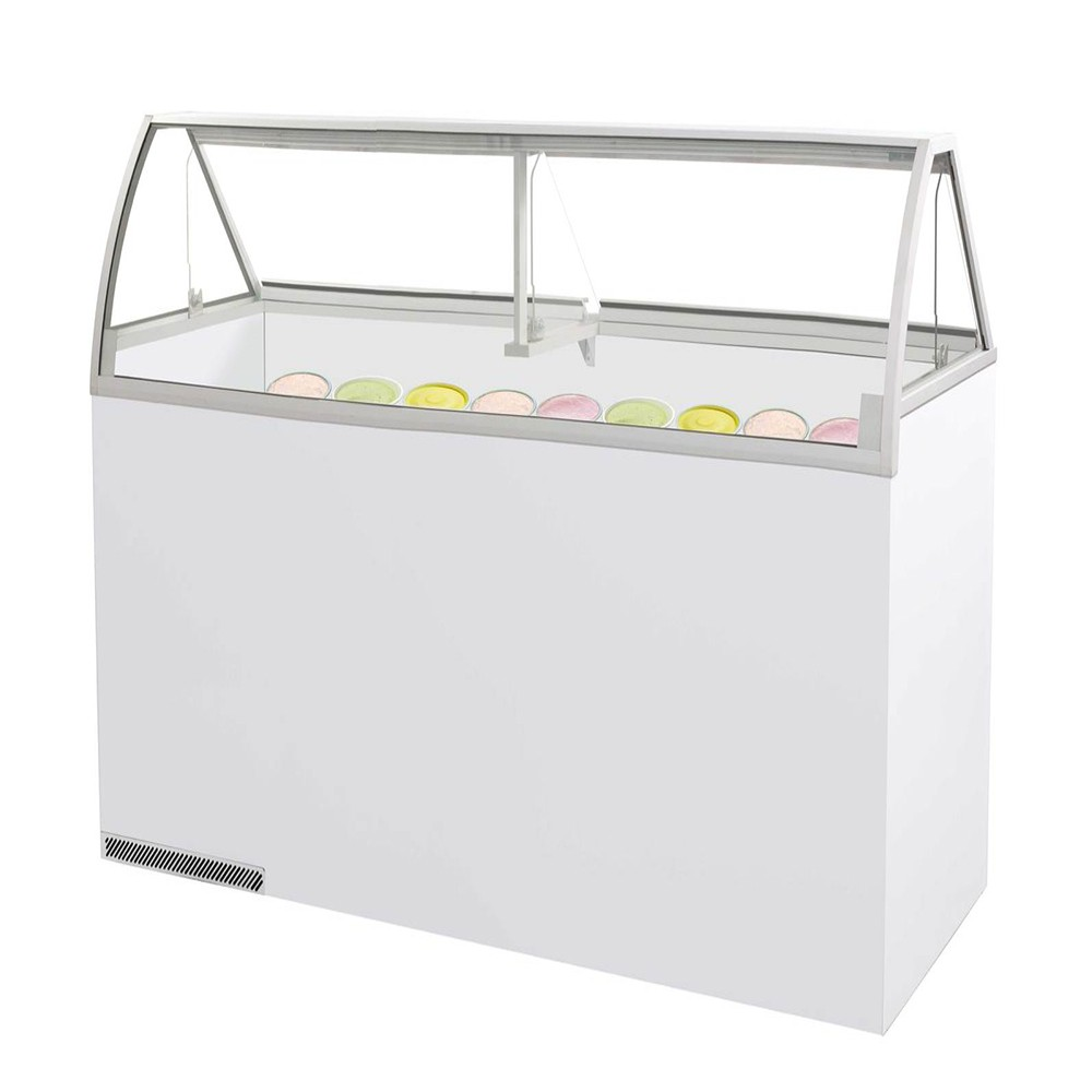manufacturers inspiration house cabinet dipping curved edc cream dream ice excellence glass