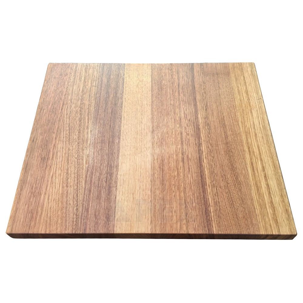 Solid timber table top natural australian oak apex for Best html table