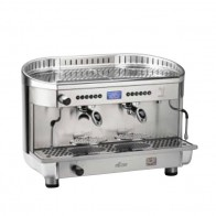 Bezzera Modern 2 Group Ellisse Espresso Machine BZE2011S2EPID