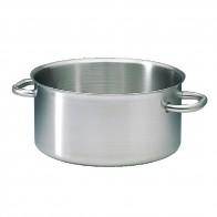 Bourgeat Excellence Casserole Pan 25Ltr
