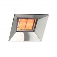 Bromic HEAT-FLO™ 2 Tile Natural Gas Heater