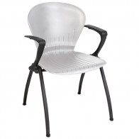 Dynamic Student Chair with Armrests