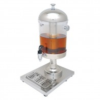 FED 9 Litre Drink Dispenser with Centre Cooling Column - ZCF301
