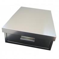 Bezzera Single Drawer Knock Box CA0370C1C