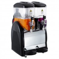 Slushie Machine Double 12 Litre Granita Slush Machine FABIGANI-2S
