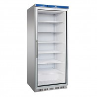 FED S/S Display Freezer with Glass Door HF600G