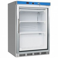 FED S/S Display Bar Fridge with Glass Door HR200G