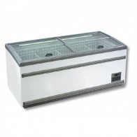 FED Supermakert Island Dual Temperature Freezer & Chiller ZCD-L210S