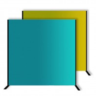 Freestanding Acoustic Screen Partition