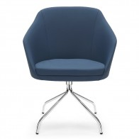 Kayla Designer Swivel Chair