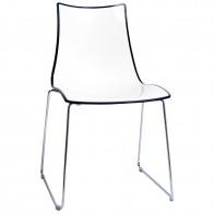 Letta Breakout Chair Sled Base