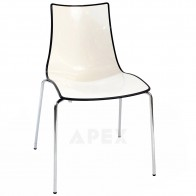 Letta Modern Cafe Chair