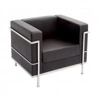 Modern Executive Lounge Single Seater Sofa