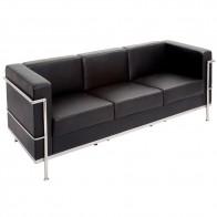 Modern Executive Lounge Three Seater Sofa