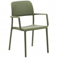 Nardi Bora Outdoor Arm Chair Stackable