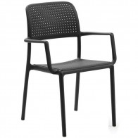 Gia Outdoor Arm Chair Stackable