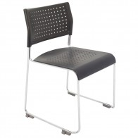 Stackable Sled Base Chair