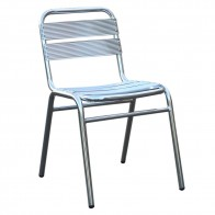 Zita Aluminium Outdoor Chair - Discontinued - Limited Stock