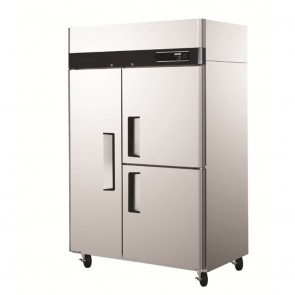 Austune 3 DR Fridge With Freezer KDU45-3