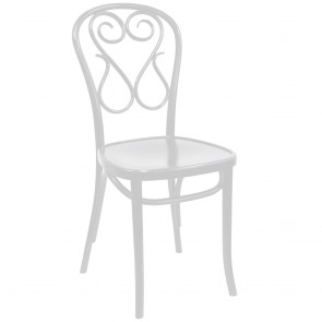 Genuine No 4 Bentwood Chair Café Daum by Michael Thonet Walnut