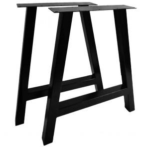A Frame Table Legs Heavy Duty