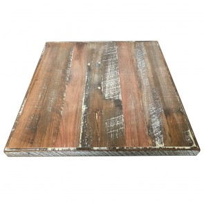 Whitewashed Recycled Timber Table Top