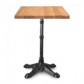 Abella Oak Bistro Table