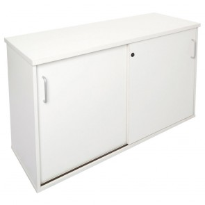 Accent Lockable Office Credenza