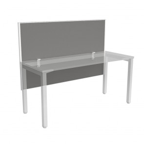 Acoustic Desk Screen for Office Workstations
