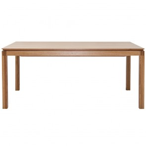 Acrow European Bentwood Oak Dining Table ST-1275