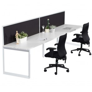 Agility 2 Person Office Workstation