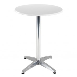 Aida Round Bar Height Table