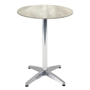 Aida Round Bar Height Table