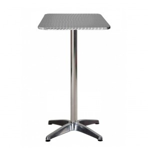 Aida Bar Height Table Outdoor Stainless Steel