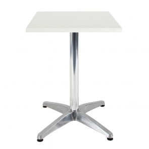 Aida Modern Indoor Outdoor Cafe Table