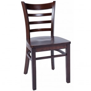 Abby Timber Commercial Dining Chair