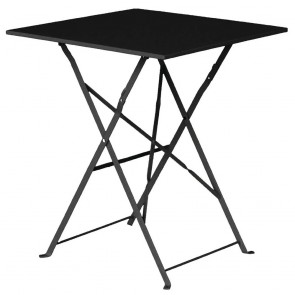 Alfresco Square Outdoor Folding Cafe Table