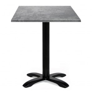 Alvina Modern Square Dining Table