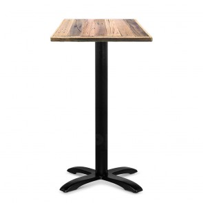 Alvina Timber Bar Height Table