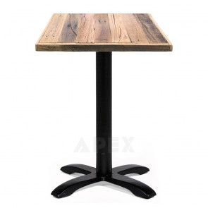 Alvina Recycled Timber Restaurant Table