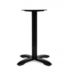 Alvina Black Cast Iron Table Base