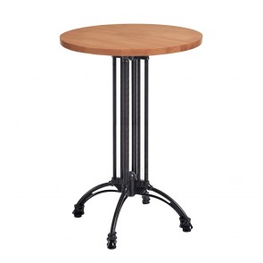 Angel Round French Bistro Bar Table