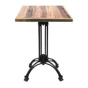 Angel Reclaimed Timber Bistro Table