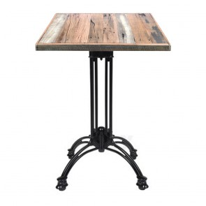 Angel Rustic French Industrial Table