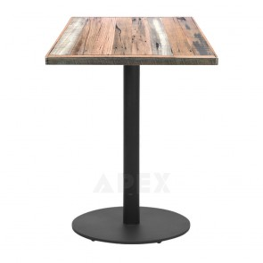 Annick II Rustic Restaurant Dining Table