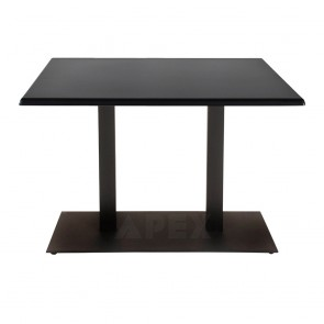 Annick Rectangular Restaurant Dining Table