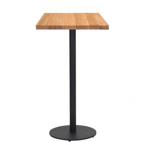 Annick II Oak Dry Bar Height Table